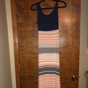 Market & Spruce maxi dress